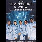 The Temptations Review: Live at Mohegan Sun Arena [DVD]