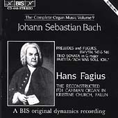 Bach: The Complete Organ Music Vol 9 / Hans Fagius