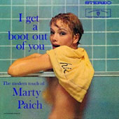 Marty Paich Band/Marty Paich: I Get a Boot Out of You *