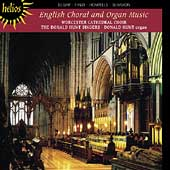 English Choral and Organ Music / Hunt, Worcester Cathedral