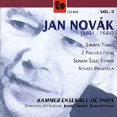 Jan Novák Vol 2 / Paris Chamber Ensemble
