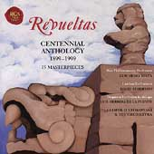 Revueltas - Centennial Anthology / Stokowski, Mata, et al