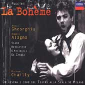 Puccini: La Boh&#232;me / Alagna, Gheorghiu, Chailly, et al