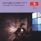 Joplin on Guitar Vol 4 / Giovanni De Chiaro