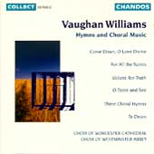 Vaughan-Williams: Hymns and Choral Music / Westminster Abbey