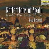 Reflections of Spain - Spanish Guitar Favorites / Russell