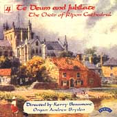 Te Deum and Jubilate Vol 4 / K. Beaumont, A. Bryden, et al