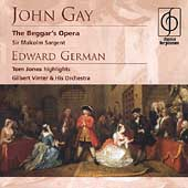 Gay: The Beggar's Opera;  German / Sargent, Vinter, et al