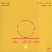 Scelsi: Suite no 2