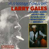 Larry Gales (Bass): A Message from Monk