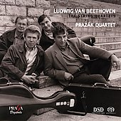 Beethoven: Complete String Quartets / Praz&aacute;k Quartet