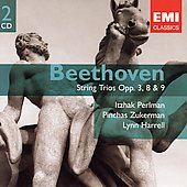 Gemini - Beethoven: String Trios / Perlman, Zukerman