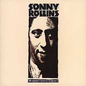 Sonny Rollins: The Complete Prestige Recordings [Box]