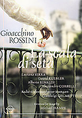 Rossini Gioacchino: Scala Di Seta La / David Griffith, Luciana Serra, Jane Bunnell, David Kuebler [D