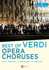 Best of Verdi Opera Choruses / Chorus & Orchestra of the Royal Theater of Parma; San Carlo Theater Chorus & Orch.; Luisotti; Termirkanov; Brott [DVD]