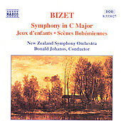 Bizet: Symphony In C - Jeux D'enfants