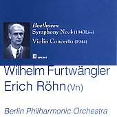 Wilhelm Furtw&#228;ngler conducts Beethoven