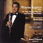 Oboe & Strings Recital / Wayne Rapier