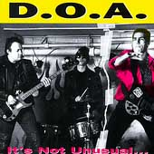 D.O.A.: It's Not Unusual...But It Sure Is Ugly! [EP] [PA]