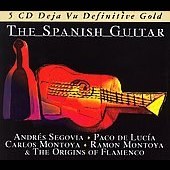 Various Artists: Anthology of Spanish Guitar