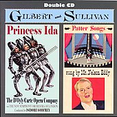 Sullivan: Princess Ida, Patter Songs / Godfrey, Eddy, et al