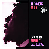 Thelonious Monk: Live At The Monterey Jazz Festival 1964 [Blister]