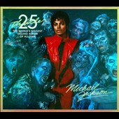 Michael Jackson: Thriller [25th Anniversary Edition Alternate Cover] [Remaster]