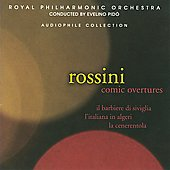Rossini: Comic Overtures  / Royal Philharmonic Orchestra