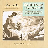 Volkmar Andreae Conducts Bruckner