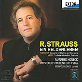 Strauss: Ein Heldenleben / Honeck, Pittsburgh Symphony Orchestra
