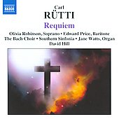 Carl Rütti: Requiem / David Hill, et al