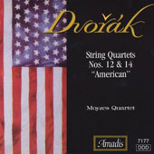 String Quartets 12 & 14
