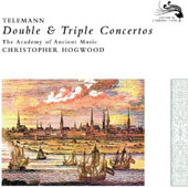 Telemann: Double & Triple Concertos