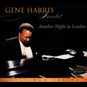 Gene Harris Quartet: Another Night In London [Digipak]