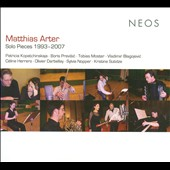 Matthias Arter: Solo Pieces 1993-2007