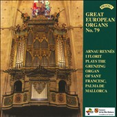 Great European Organs No. 79