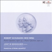 Schumann: Piano Quintet & Quartet