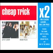 Cheap Trick: Lap Of Luxury/Dream Police