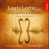 Louis Lortie Plays Schumann & Chopin