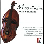 Ivan Fedele: Mosa&#239;que