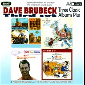 Dave Brubeck: Dave Digs Disney/Southern Scene/In Europe