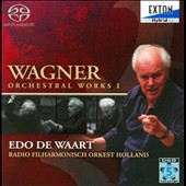 Wagner: Orchestral Works I / De Waart