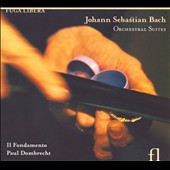 Johann Sebastian Bach: Orchestral Suites / Dombrecht