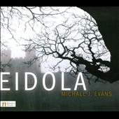 Michael J. Evans: Music for piano & orchestra / Eidola
