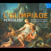Pergolesi: L'Olimpiade