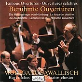 Beethoven, Wagner, Brahms: Overtures / Sawallisch, Bavarian