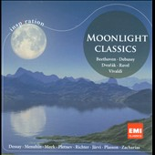Moonlight Classics / Beethoven, Debussy, Dvorak, Ravel, Vivaldi