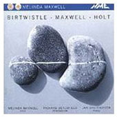 Birtwistle: Pulse Sampler; Birtwistle: Elegy; Holt: Banshee