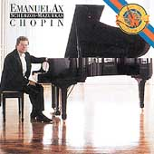 Chopin: Scherzos, Mazurkas / Emanuel Ax