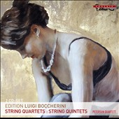 Boccherini: String Quartets & Quintets / Petersen Quartet